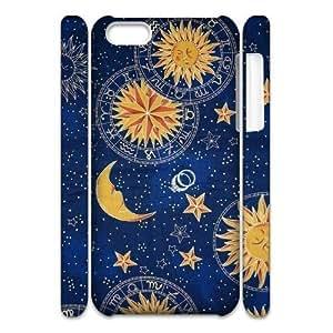 diy phone caseSun Moon Space Nebula Cheap Custom 3D Cell Phone Case Cover for iphone 5/5s, Sun Moon Space Nebula iphone 5/5s 3D Casediy phone case