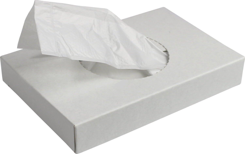 Hygienebeutel f/ür Damenbinden Medi-Inn 5 Packungen 150 St/ück