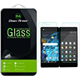 Dmax Armor for ZTE Axon M [Tempered Glass] Screen Protector with Lifetime Replacement Warranty