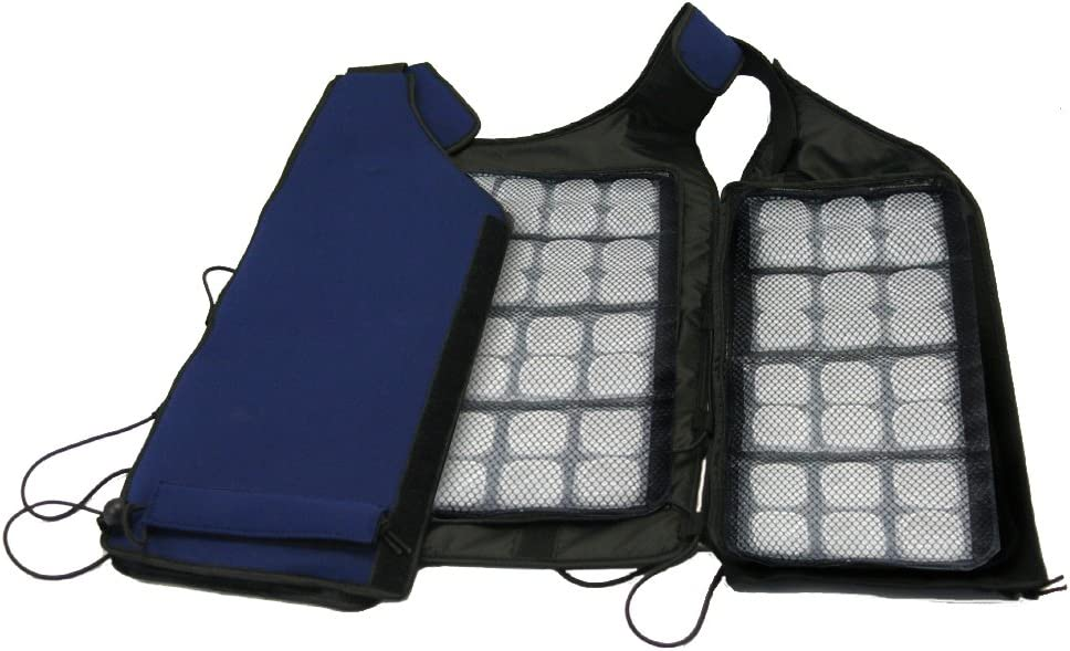 FlexiFreeze Ice Vest, Navy