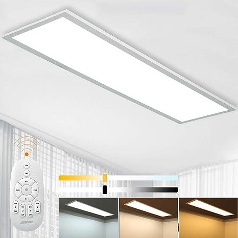 DEL Lampe Détecteur mvt Plafonnier Lampe éclairage de mur 12 W 18 W Chaud-kaltweiß Couloir