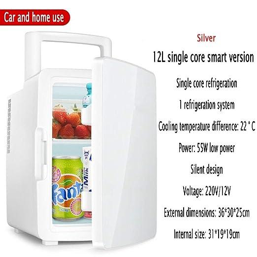YIWANGO 12L Mini Refrigerador Fría Caliente Doble Función ...