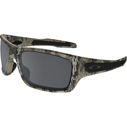 cb9a1b3768 Amazon.com  Oakley Men s Turbine OO9263-19 Wrap Sunglasses
