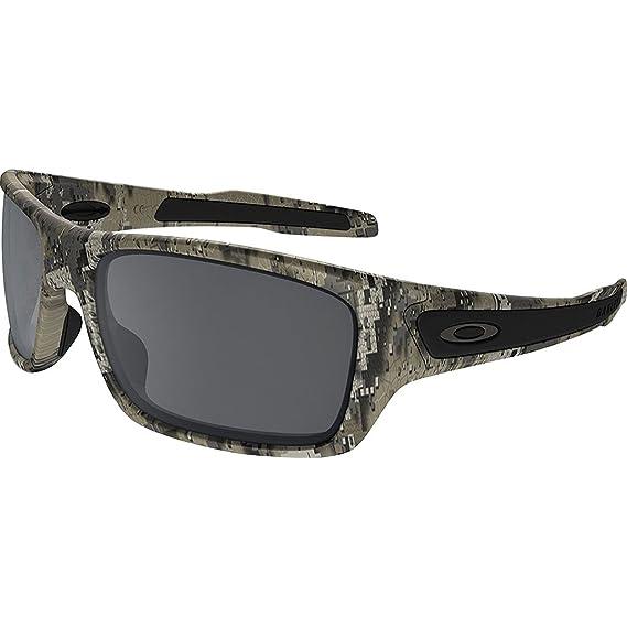 7ce8cb2bd9d4d Amazon.com  Oakley Men s Turbine Non-Polarized Iridium Rectangular  Sunglasses
