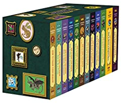 Read the books that inspired the hit movie sensation with this new and complete paperback gift set of the New York Times bestselling How to Train Your Dragon series! How to Train Your Dragon chronicles the adventures and misadventures of relu...