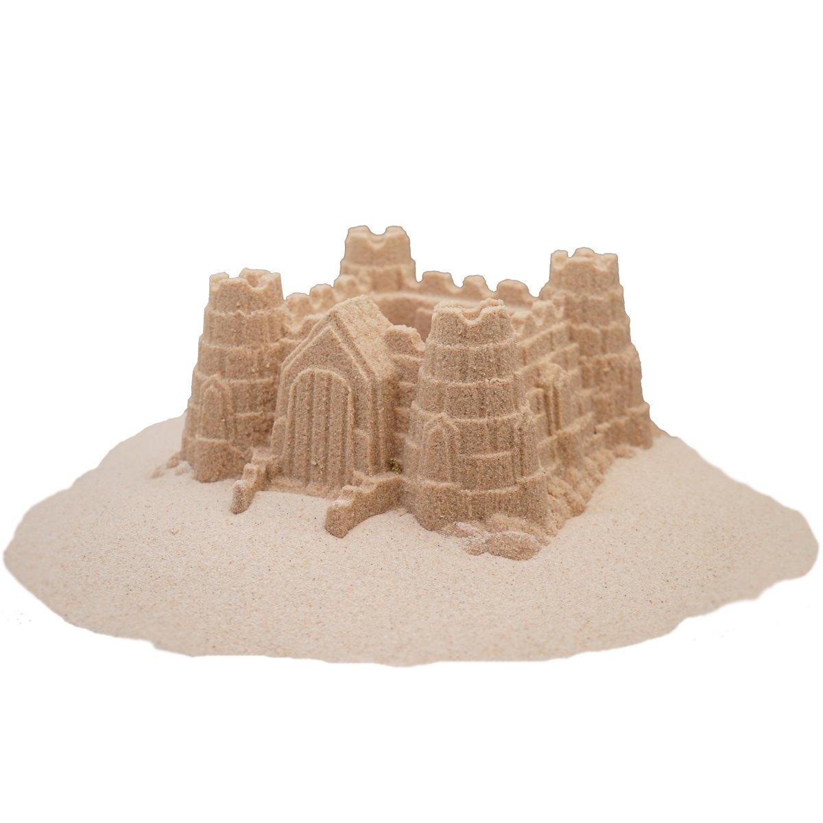 Jurassic Mojave Beige Play Sand - 50 Pound Sandbox Sand