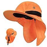 LETHMIK Kids Outdoor Sun Hat,Waterproof UV