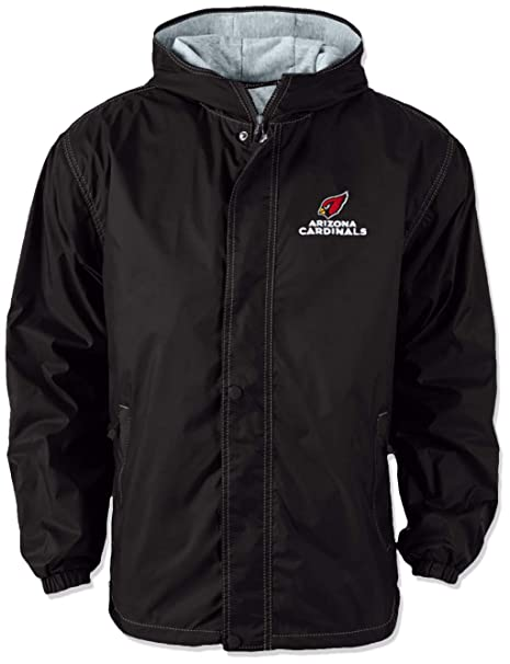 online store cd470 7ce16 Dunbrooke Apparel Men's Legacy Nylon Hooded Jacket