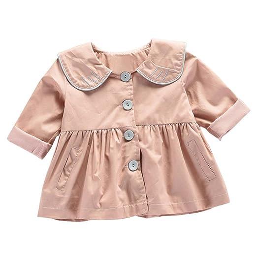 e210ea407 Amazon.com  Goodtrade8 GOTD Infant Toddler Baby Girl Boy Clothes ...