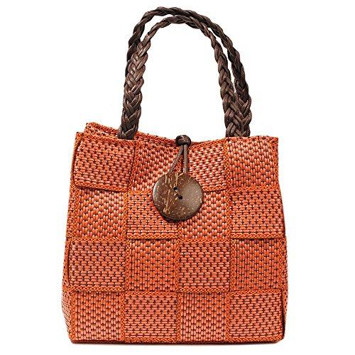 Carlotta Grab Alma Tonutti Naranja Mujeres Bag 0wYSqB
