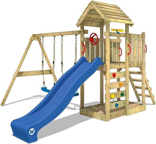 4er Set d/'ancrage d/'Ancrage sol plat 300 mm Spielturm Balançoire Cabane de jardin PLAT FER