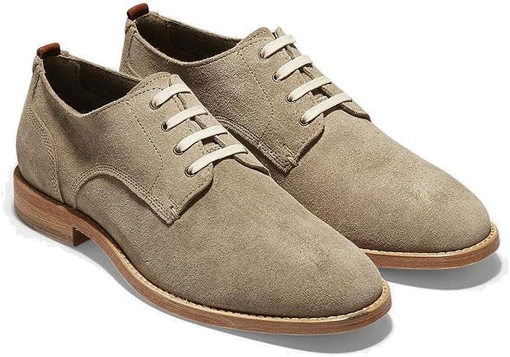 Cole Haan 可汗 Feathercraft Grand Blucher 男式牛津鞋 40码2.7折$47.93 海淘转运到手约¥424