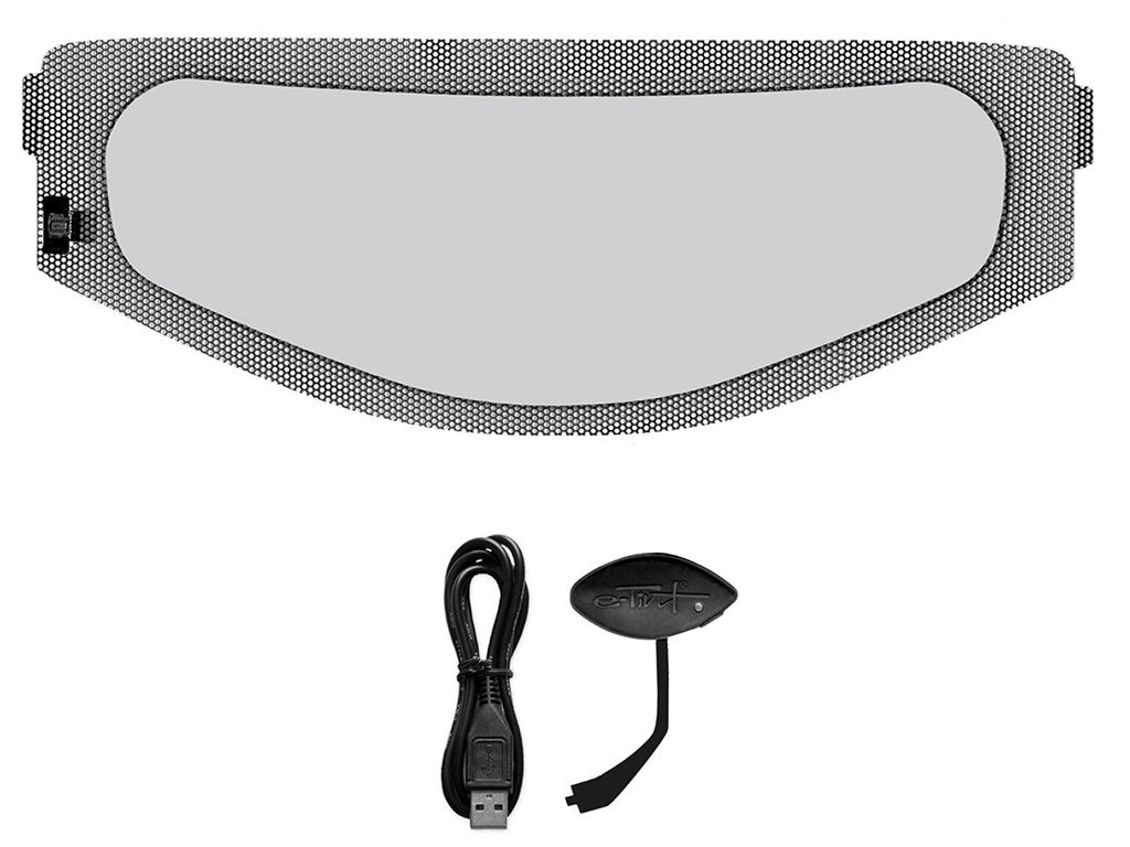 Visor Insert Akari E-Tint Tint at the touch of a button