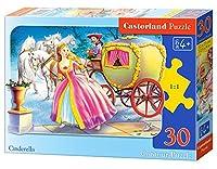 """Castorland """"Cinderella"""" Puzzle (30 Piece)"""