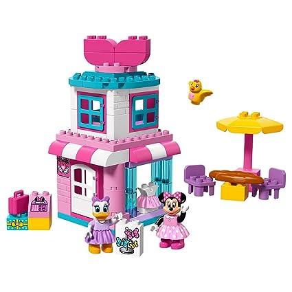 Amazoncom Lego Duplo Brand Disney Minnie Mouse Bow Tique 10844