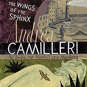 The Wings of the Sphinx Audiobook