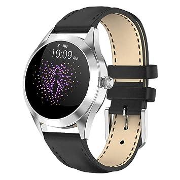 ZJHNZS Reloj Inteligente Fitness Tracker Sport SmartWatch ...