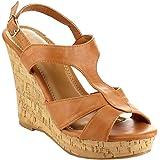 Amazon.com: Brighton Womens Shop Black Sandal 8 M (B): Shoes