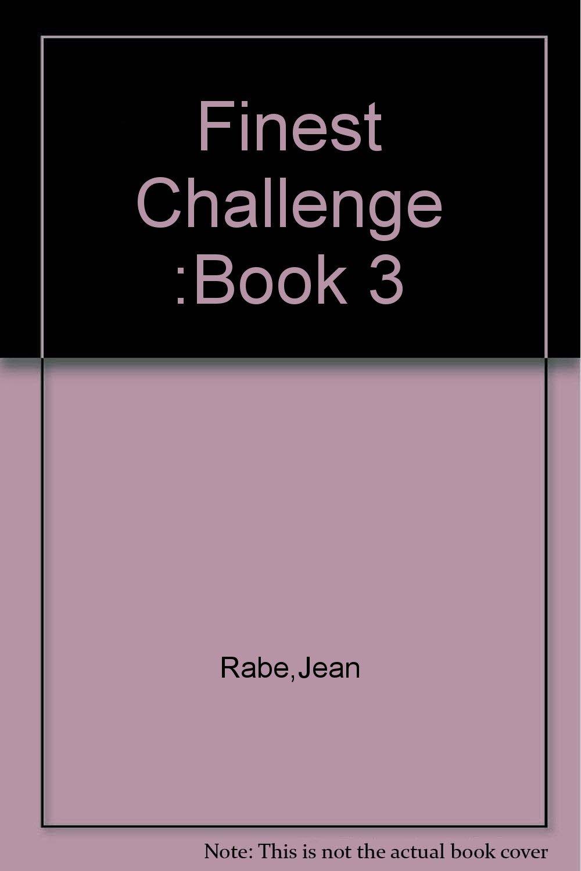Download Finest Challenge :Book 3 ebook