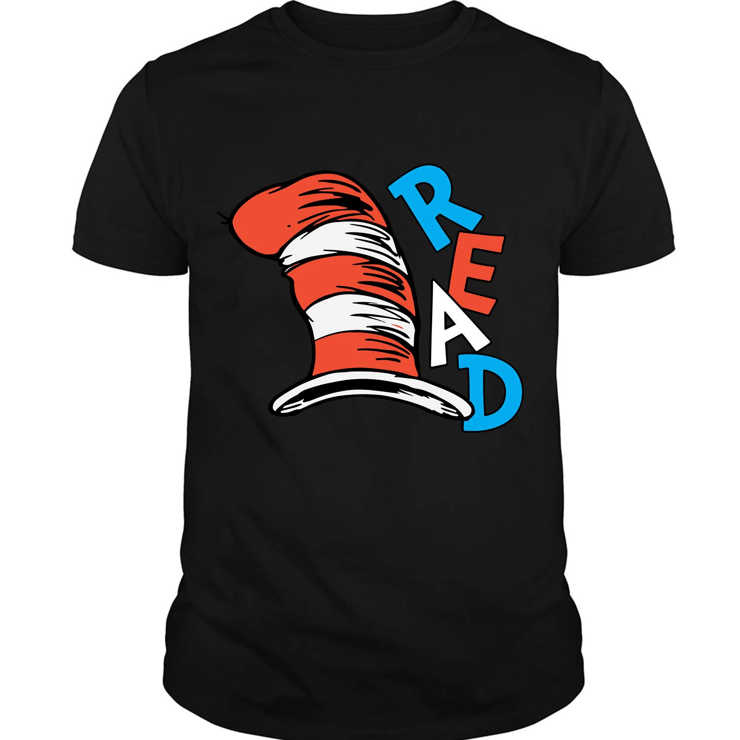 The Cat In The Hat T Shirt Dr Seuss T Shirt 1356
