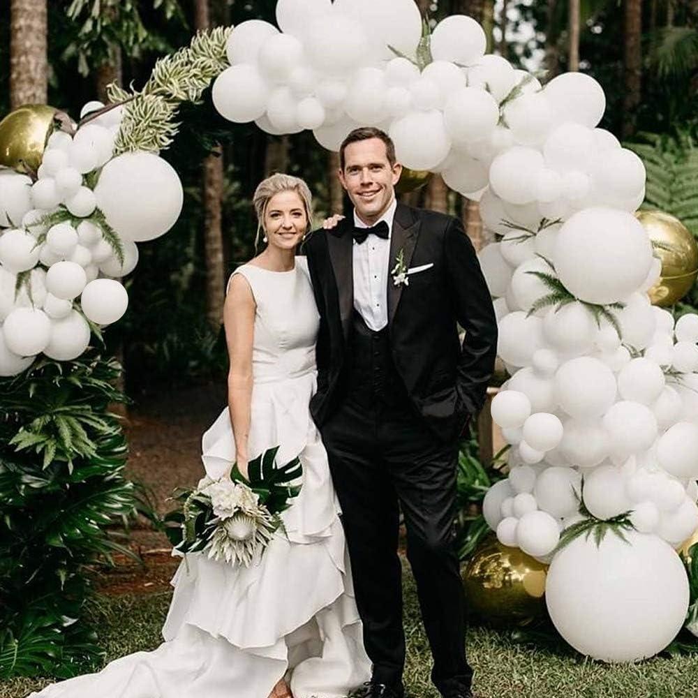 Hochzeit Ballongirlande