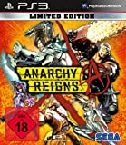 Anarchy Reigns Limited Edition (PS3)