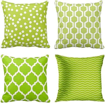 Material: lona, la funda de almohada está impresa por una cara, la parte trasera es de color natural