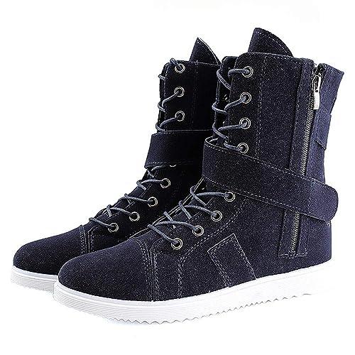 Chaussure Homme Sneakers Boots sécurité Ville décontractées