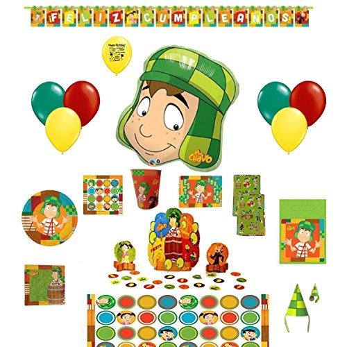 El Chavo Del Ocho Birthday Party Supplies