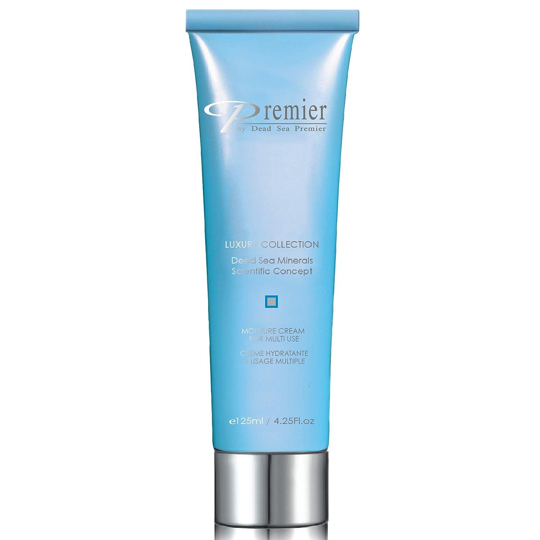 Premier Dead Sea Luxury Multi Use Moisture Cream, 4.25 Fl.oz
