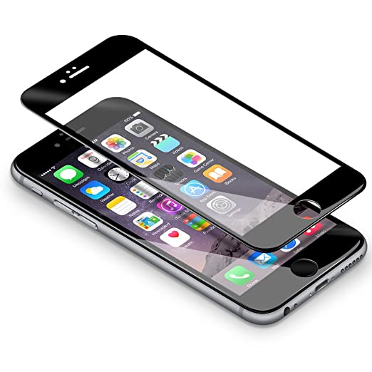 38 opinioni per iPhone 6/6s Pellicole Protettive, Coolreall® [3D Full Coverage] Vetro Temperato