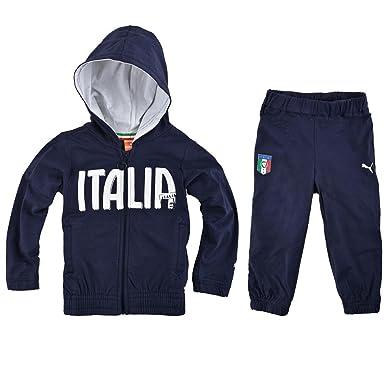 PUMA Bomba FIGC Italia niños de Deporte para Parte Superior y ...