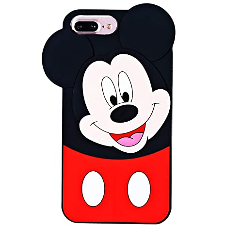 coque silicone iphone 8 mickey