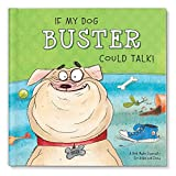 If My Dog Could Talk Personalized Name Book, Dog Gift: I See Me!