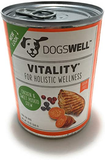 DOGSWELL Dry Dog Food