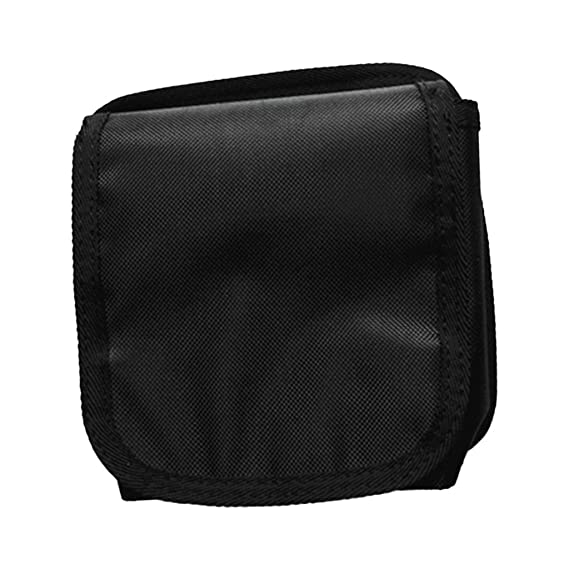 2Pcs Durable Scuba Diving Snorkeling Spare Weight Belt Pocket Bags For Diver