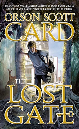 book cover of The Lost Gate