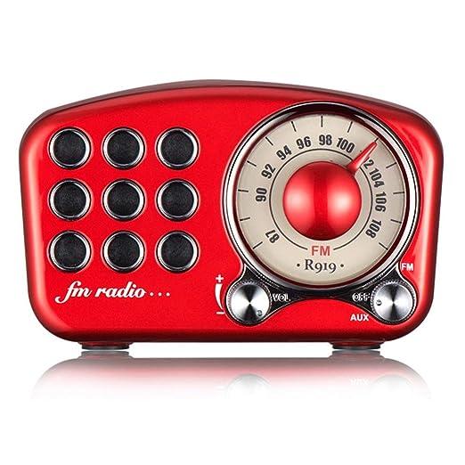 Altavoz bluetooth radio