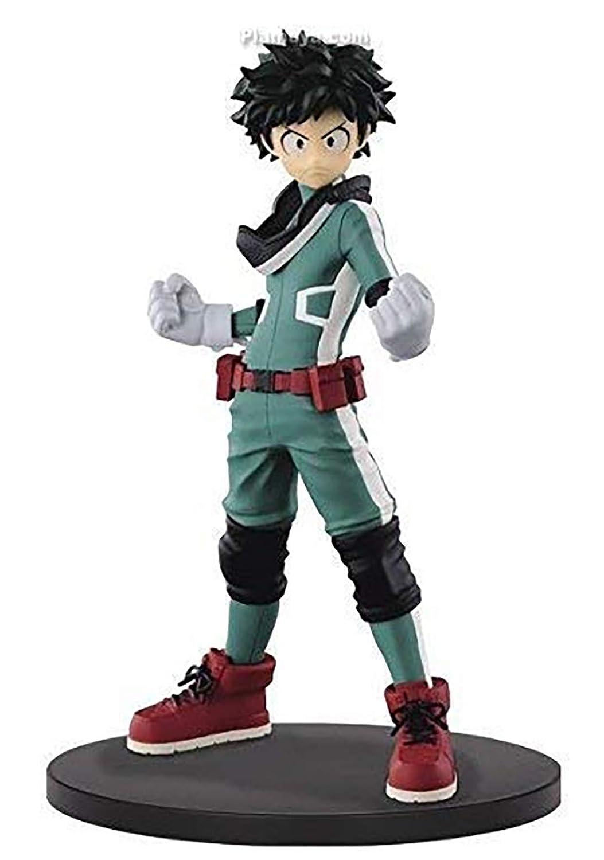 Japan My Hero Academia Izuku Midoriya DXF Figure No.1 Model Doll Collection Big Fully