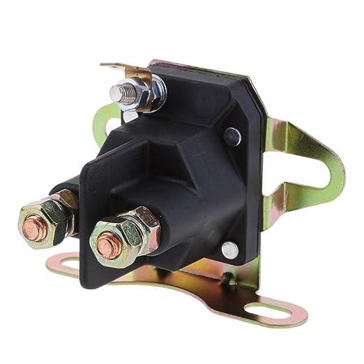Tubayia - Motor de Arranque Universal para cortacésped (con ...