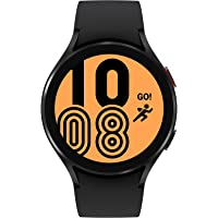 SAMSUNG Galaxy Watch 4 44mm Smartwatch with ECG Monitor Tracker for Health Fitness Running Sleep Cycles GPS Fall…