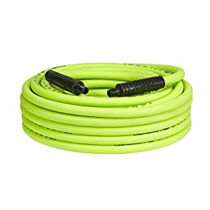 "Flexzilla HFZ3850YW2 3/8"" (inches) x 50' (feet) Air Hose"