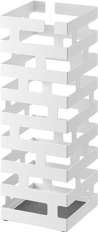 Amazon.com: YAMAZAKI, paragüero de ladrillos, Blanco, S ...