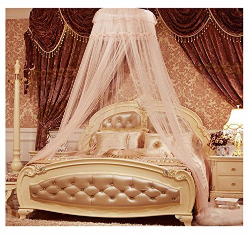 elegant-round-lace-summer-house-bed-netting-curtain-dome-mosquito-net-worldwide-mosquitera-malla-de-mosquito-1pc