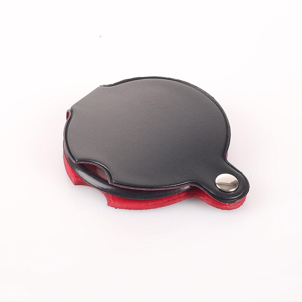 GXY Lupa HD 5X Plegable Portátil Mini Lupa 10x Portátil De 10x Lupa Lupa b03059