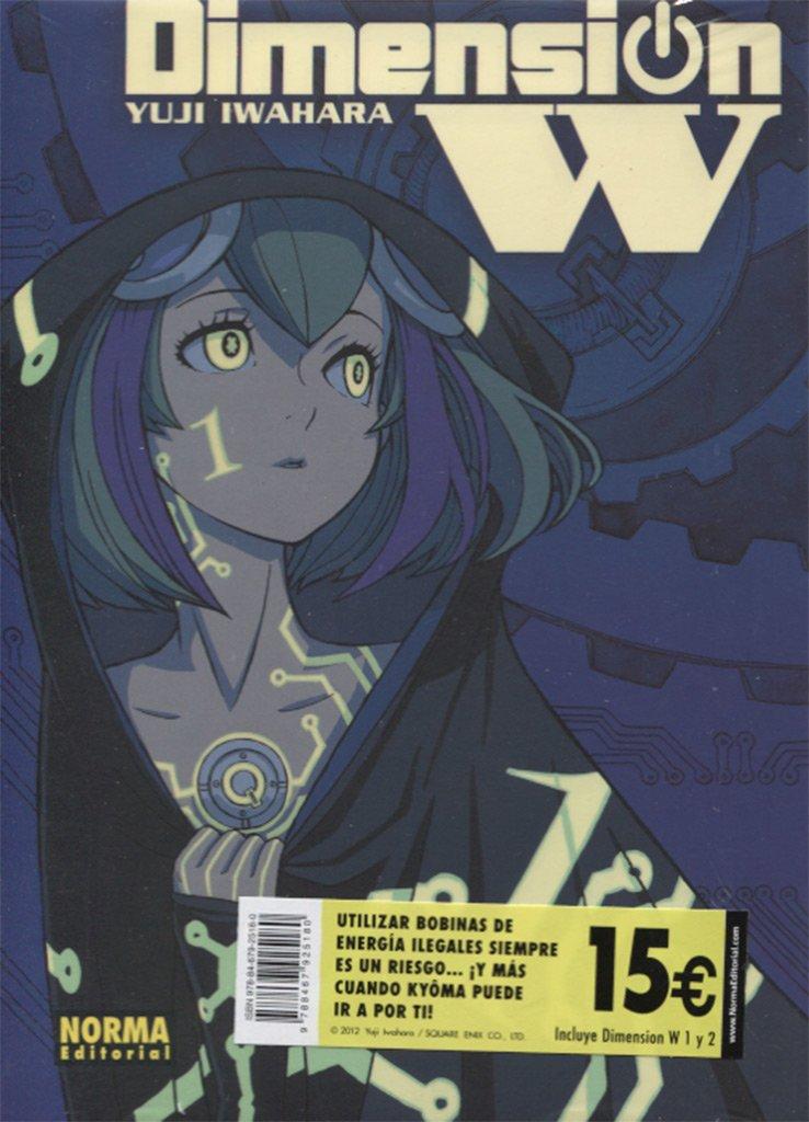 PACK lanzamiento Dimension W: Amazon.es: Iwahara, Yûji: Libros