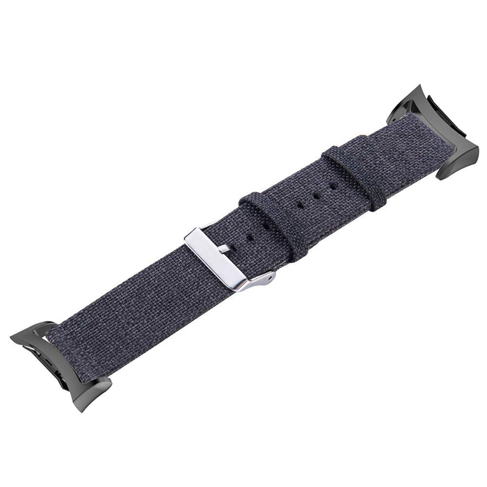 Woven Fabric Replacement Samsung Gear Fit 2 Pro Smartwatch Sport Strap,Gift samLIKE Compatible Gear Fit2 Pro// Fit2 Strap
