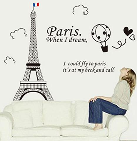 Home Decor Removable Kitchen Wall Sticker Vinyl Decal for Bedroom Living Room