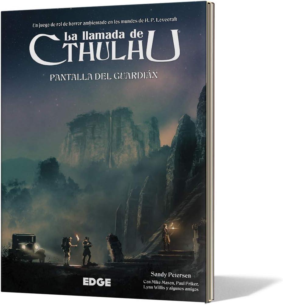 La Llamada de Cthulhu : pantalla del guardián