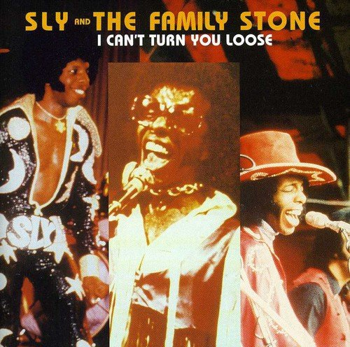 Sly & the Family Stone - I Can\'t Turn You Loose (Asia - Import)